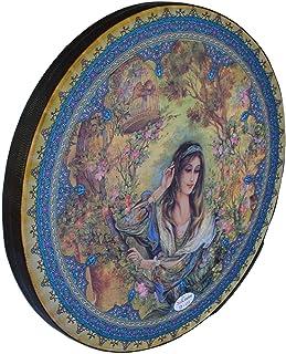 نقاشی ایرانی داف، دهف، دیف، اربن، بندر با نرم افزار NDR-155