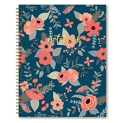 Pretty Spiral Notebook: Amazon.com