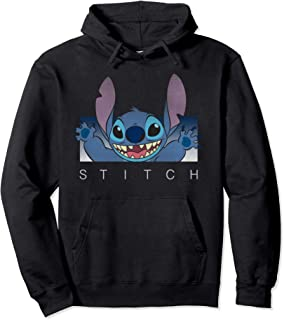 Hugs For Stitch Pullover Hoodie