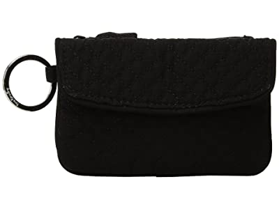 Vera Bradley Iconic Jen Zip ID (Classic Black) Wallet