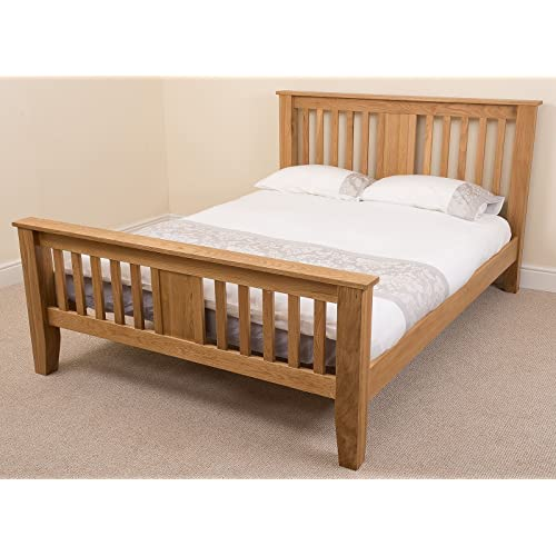 low priced 5c6f2 0cd60 King Size Bed Frames for Sale: Amazon.co.uk