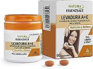 Angelini Natura 2473539 Levadura A+E - 60 Comprimidos