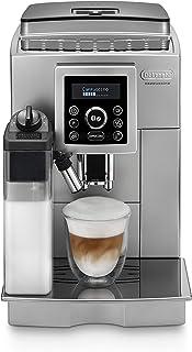 De'longhi ECAM 23.460.SB - Cafetera Supe automática (15 bares de presión, sistema cappuccino automático, depósito de agua ...