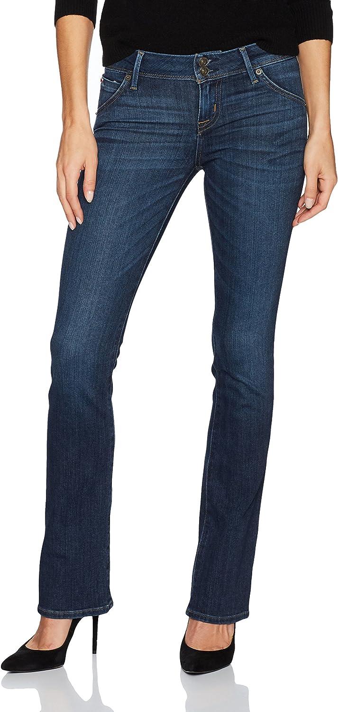 Hudson Jeans Women's Beth Petite Baby Boot Flap Pocket Jean