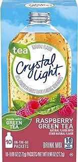 Best does crystal light iced tea contain caffeine Reviews