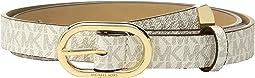 MICHAEL Michael Kors - Logo PVC Belt