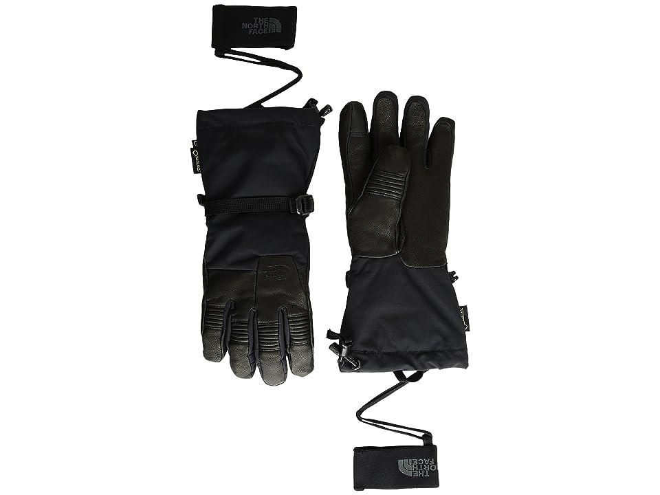 The North Face Powdercloud Gore-Tex(r) Gloves (TNF Black) Gore-Tex Gloves