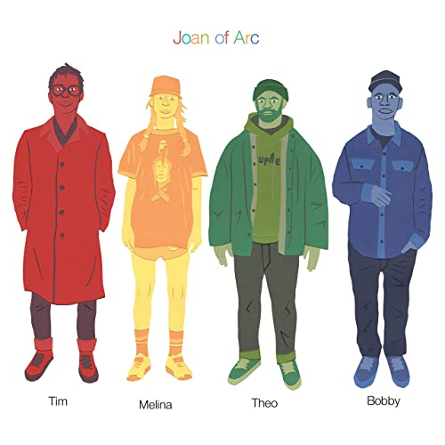 Tim Melina Theo Bobby by Joan of Arc on Amazon Music - Amazon.com