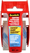 Scotch Heavy Duty Shipping Packaging Tape 48 mm x 20.3 m 142