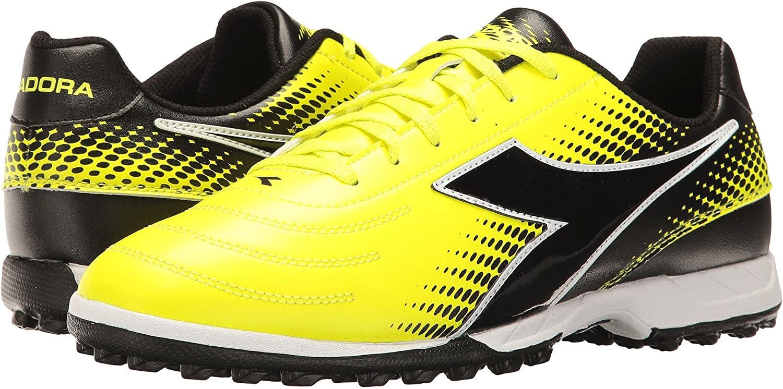 Diadora Men's Mago R TF Soccer shoes Fluo Yellow