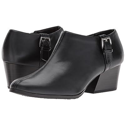 Soft Style Glynis II (Black Vitello) High Heels