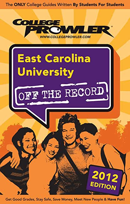 East Carolina University 2012 (English Edition)