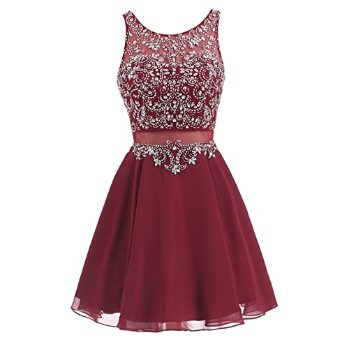 Cute Short Prom Dresses for Teenage Girls