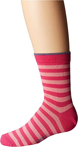 Double Stripe Socks (Toddler/Little Kid/Big Kid)