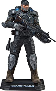 McFarlane Toys Gears of War 4 Marcus Fenix Collectible Action Figure, 7