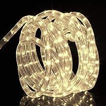 Forever Speed 14 m LED lichtslang lichtketting slang strip buiten en binnen warm wit