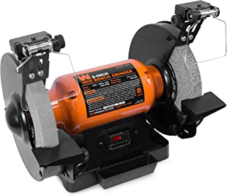 Best WEN 4282 4.8-Amp 8-Inch Bench Grinder with LED Work Lights Review