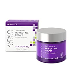 Andalou Naturals Goji Peptide Perfecting Cream, 1.7 oz