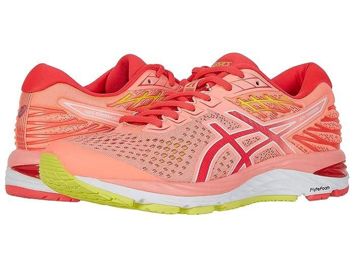ASICS  GEL-Cumulus 21 (Sun Coral/Laser Pink) Womens Running Shoes