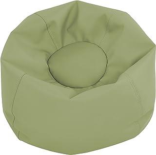 "ECR4Kids Junior Classic Bean Bag, Fern Green (26"")"