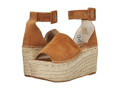 Free People Coastal Platform Wedge (Taupe) Women
