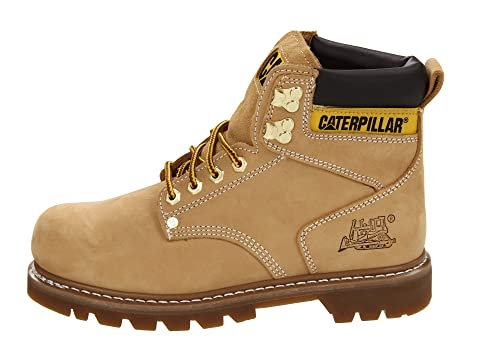 LeatherHoneyTan 2nd Shift Caterpillar Brown BlackDark OxqIggzw