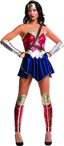 garantizado Rubies Disfraz de Wonder Woman, Woman, Woman, película de superhéroes Batman vs. Superman, para adultos  precios ultra bajos
