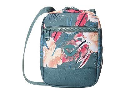 Roxy All Crossed Up Wallet (North Atlantic Heritage Hawaii) Wallet Handbags