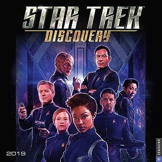 Star Trek Discovery 2019 Wall Calendar