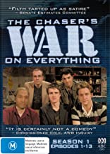 The Chaser's War on Everything - Season 1 Episodes 1-13 Set The Chaser's War on Everything - Season One NON-USA FORMAT, PAL, Reg.0 Australia