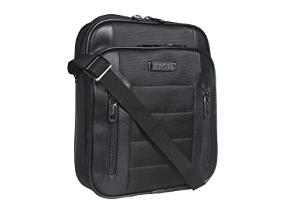 Kenneth Cole Reaction Top Zip Day Bag/Tablet, Computer Case (Black) Computer Bags