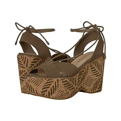 Sbicca Staycation (Khaki) Women