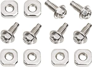 6 pack 279393 Screw for Dryer Dryer Cord Screw Replacment for Whirlpool and Kenmore Terminal Block