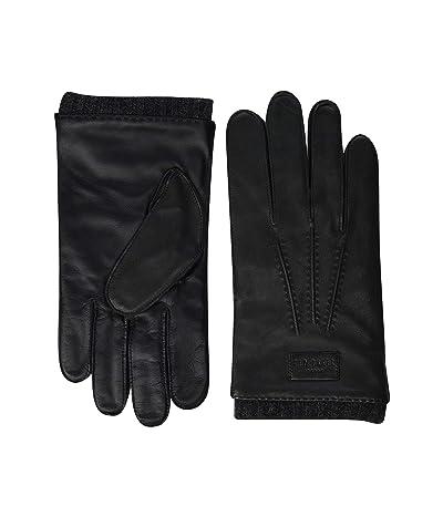 Ted Baker Blokey (Black) Dress Gloves