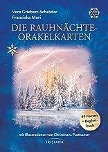 Die Rauhnächte-Orakelkarten: 49 Karten und Begleitbuch - Unterstützung, Orientierung und Inspiration durch Krafttiere, Pfl...