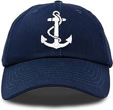 DALIX Anchor Hat Sailing Baseball Cap Women Beach Gift Boating Yacht