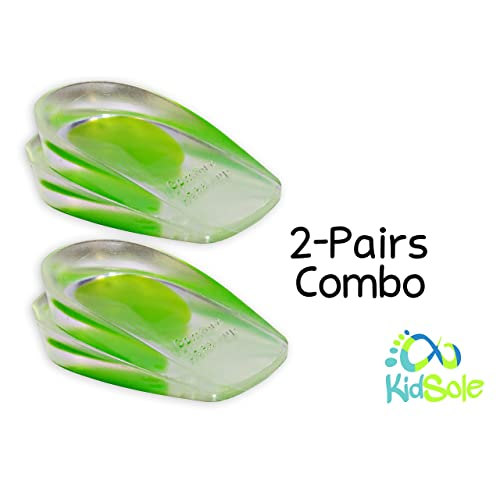 ce73201baf8d0 Kid's Heel Inserts: Amazon.com