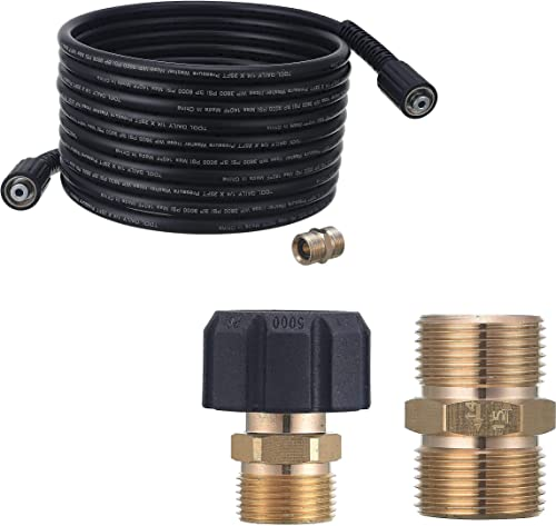 lowest Tool Daily High Pressure sale Washer Hose, Pressure Washer popular Adapter sale