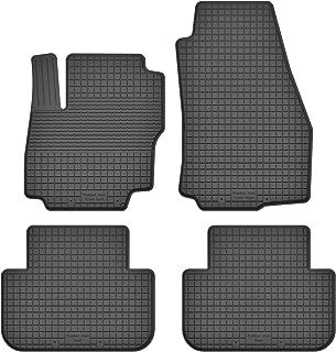 PASSGENAU Gummi-Matten Fußmatten passend für FORD C-MAX 2 GRAND 2010-2016 VORN