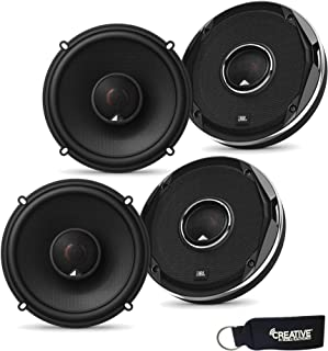 JBL STADIUMGTO620 Stadium Series 6.5 Inch Step-up Multielement Car Audio Speaker Systems - Two Pairs photo