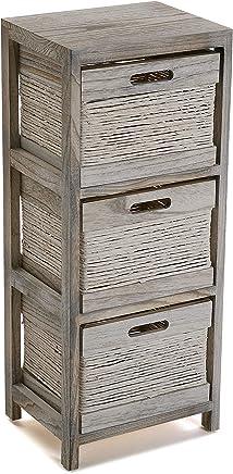 Amazon.es: cajoneras madera - Bar / Muebles: Hogar y cocina