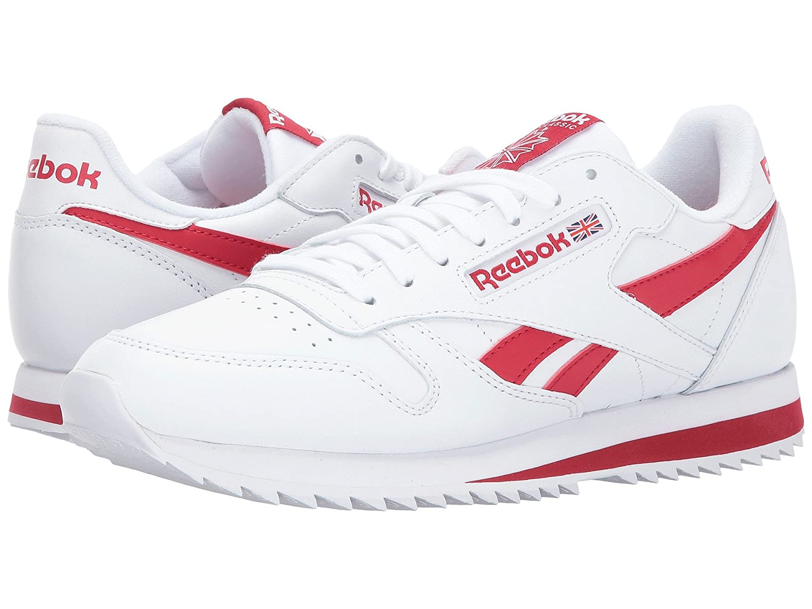 Reebok Lifestyle Classic Leather Ripple Low BPCheap and distinctive eye-catching shoes