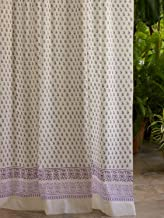 Lavender Dreams (CP) ~ French Provence Country Cottage Curtain 46x84