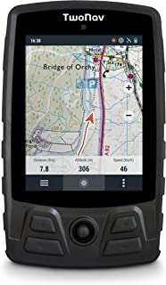 Two Nav   Aventura GPS mit 3,7' robustem, schwarzem Bildschirm