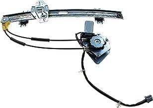 Dorman 741-713 Front Driver Side Power Window Regulator and Motor Assembly for Select Honda Models