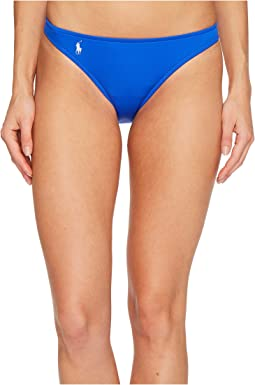 Polo Ralph Lauren - Modern Solids Taylor Hipster Bikini Bottom