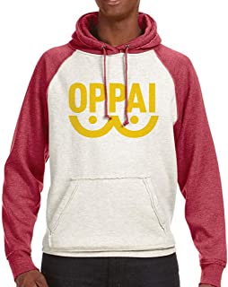 Clutch It Out Oppai Anime Logo Hoodie
