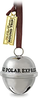 Hallmark Keepsake 2017 THE POLAR EXPRESS Santa's Sleigh Bell Dated Christmas Ornament