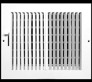 10x8 wall register