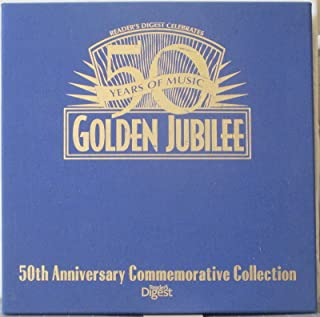 Reader's Digest Celebrates 50 Years of Big Band Music Golden Jubilee 50th Anniversary Commemorative Collection